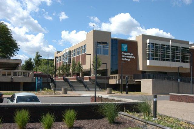 库亚和加社区学院(克利夫兰)